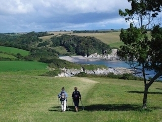 Sample the beauty of the South West Coast path